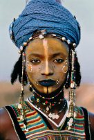 Steve McCurry, Know Who You Are (Niger)