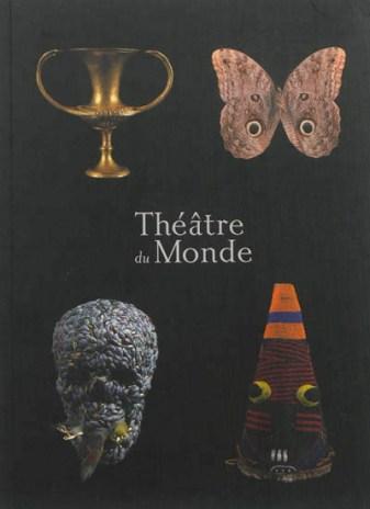Affiche Théâtre du Monde, exposition à la Maison Rouge de la collection David Walsh