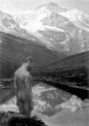 Kupka, Meditation [exposition Masculin/Masculin à Orsay]