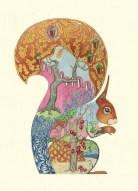 Daniel Mackie, Red Squirrel