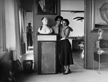 Brassaï, Salvador Dali et Gala