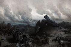 Gustave Doré, L'Enigme, 1871
