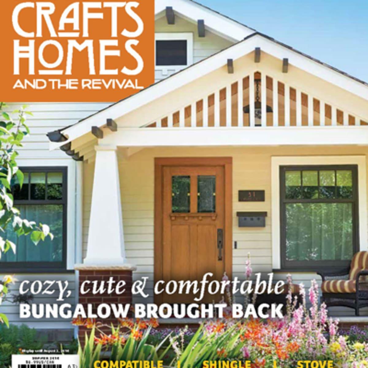 Arts Craft Homes Summer 2016 Design For The Arts Crafts House Arts Crafts Homes Online