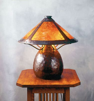 Art Lamps and Lighting  Design for the Arts  Crafts