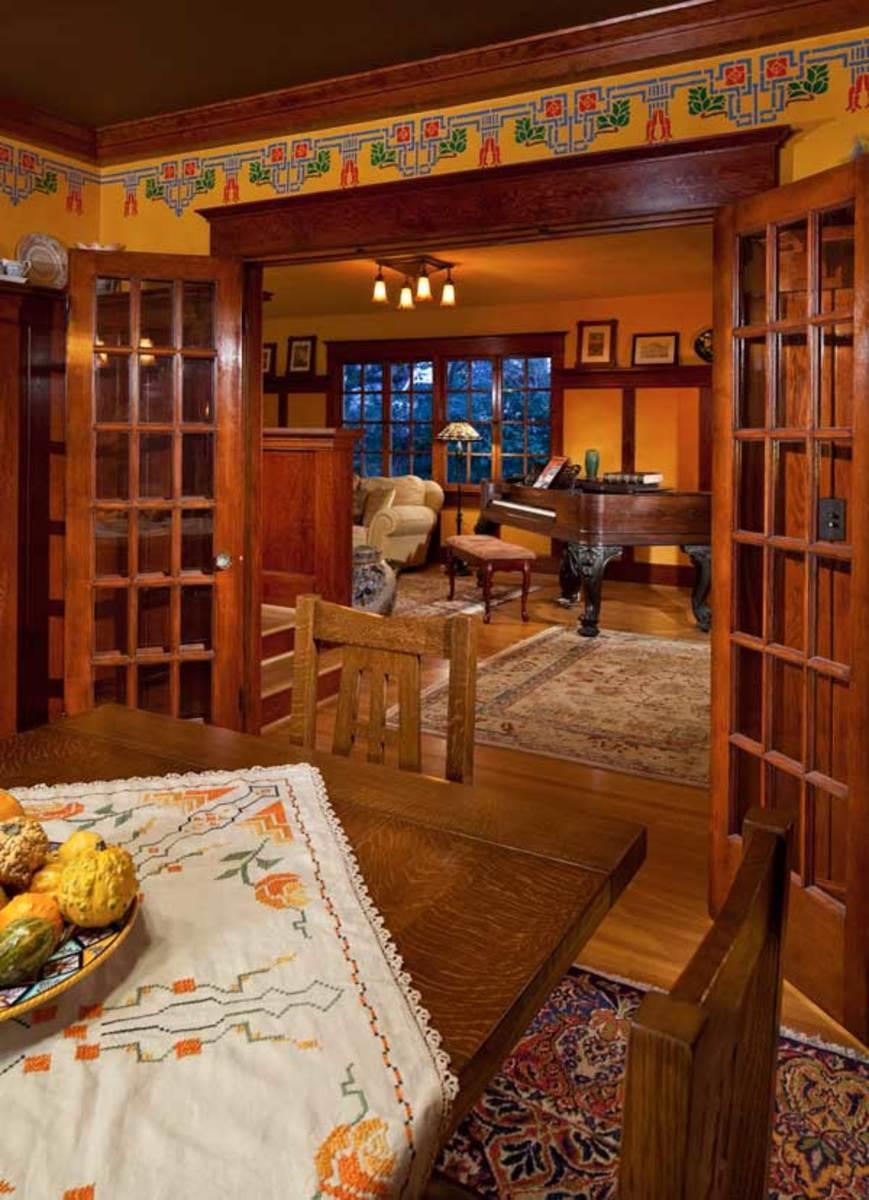 Arts And Crafts Interiors