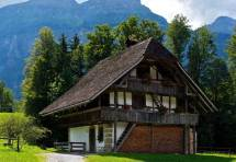 Swiss Chalet - Design Arts & Crafts House