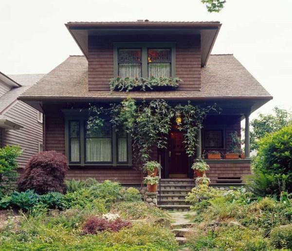 Bungalow Eras - Design Arts & Crafts House
