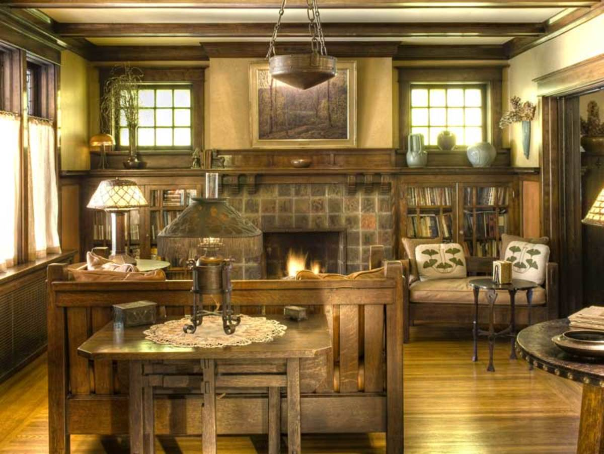Historic Patterns for Fireplace Surrounds