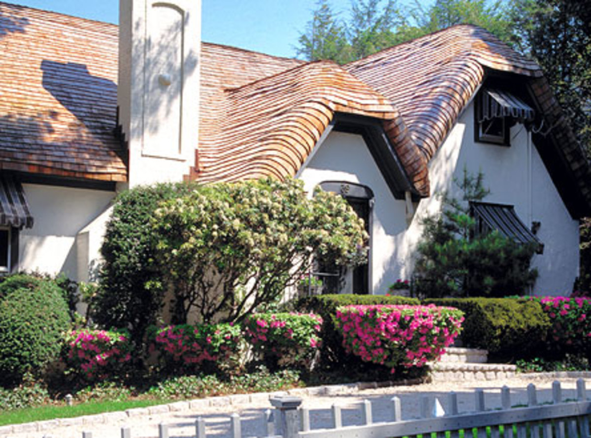 Roofing and Siding Ideas  Design for the Arts  Crafts