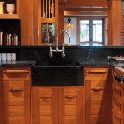Bridge Faucets Kitchen Led Lights Sinks & Countertops: Go Trendy Or Timeless? - Arts ...