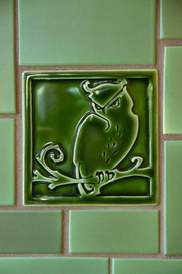Craftsman Tile Makers - Design Arts & Crafts House