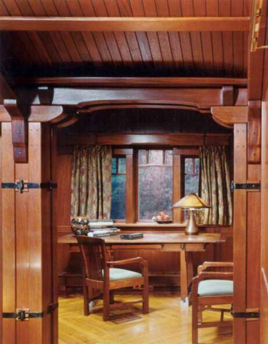 Woodwork Paneling  Wainscot  Design for the Arts