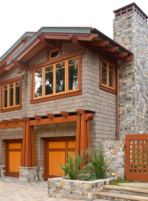 Artful Cuts Gable Trim - Arts & Crafts Homes And Revival
