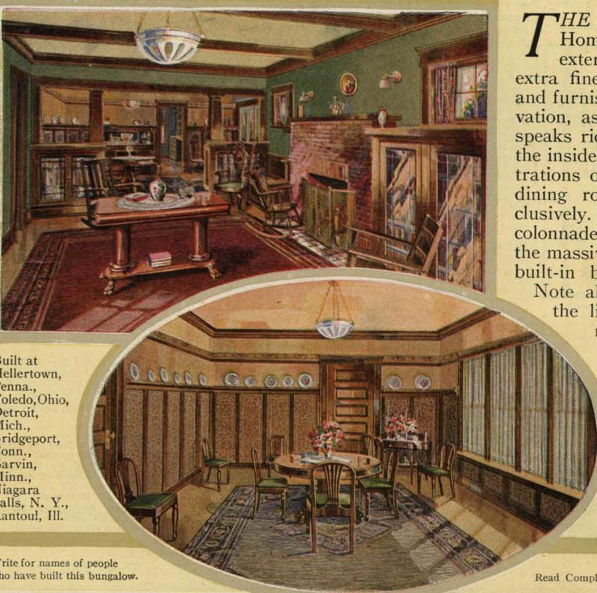 From The Archive Sears Honor Bilt Home Design For The