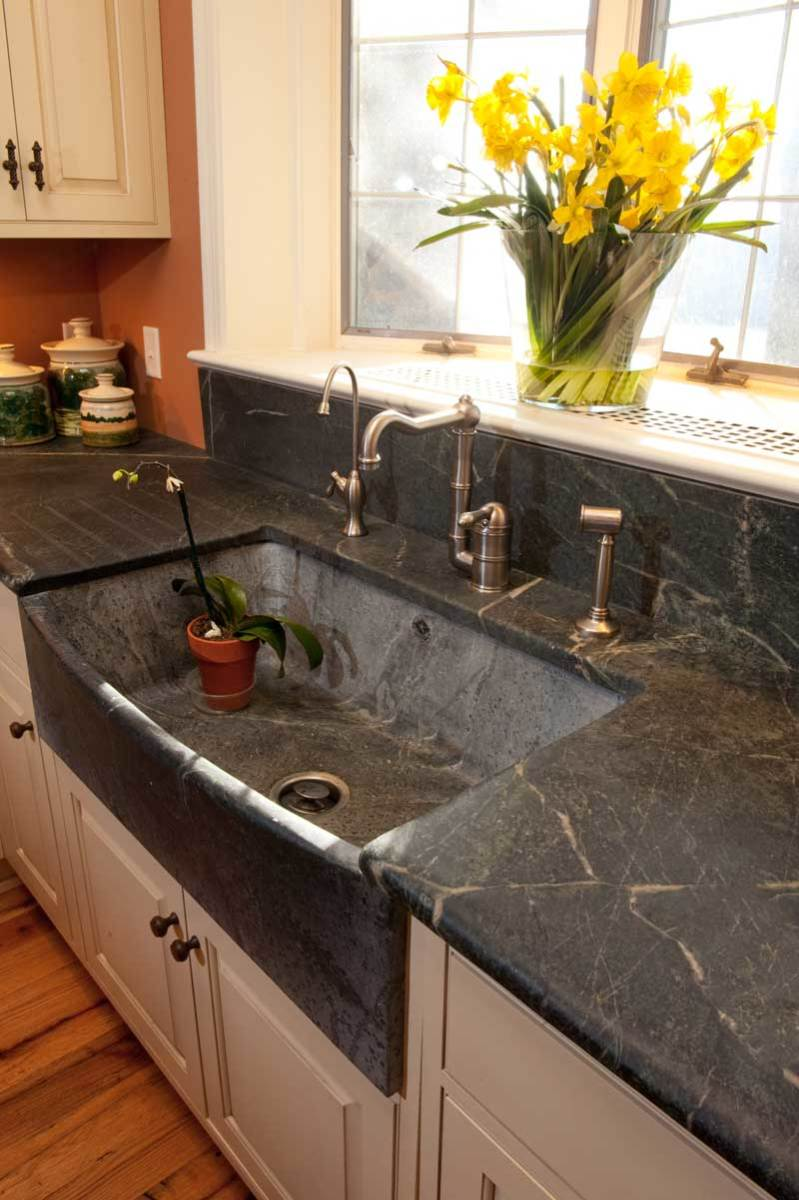 Seamless Thinking Options for Sink  Countertop  Design