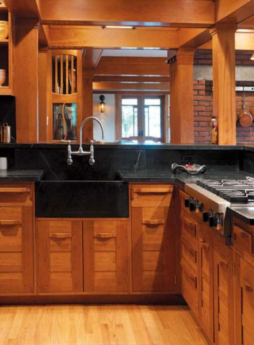 Cabinets Period Amp Revival Arts Amp Crafts Homes And The