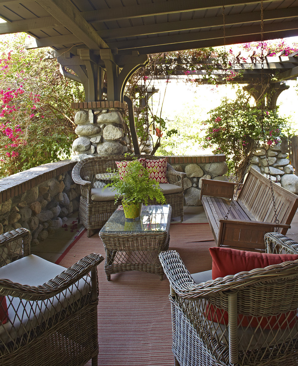 Furniture for the Porch  Design for the Arts  Crafts