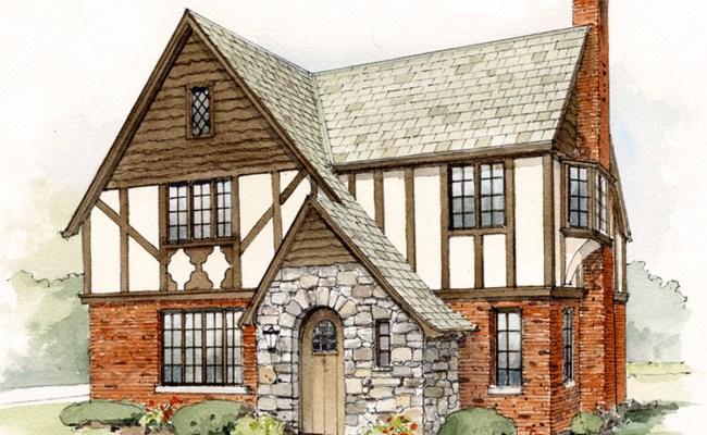 House Styles Tudor Revival Design For The Arts Crafts