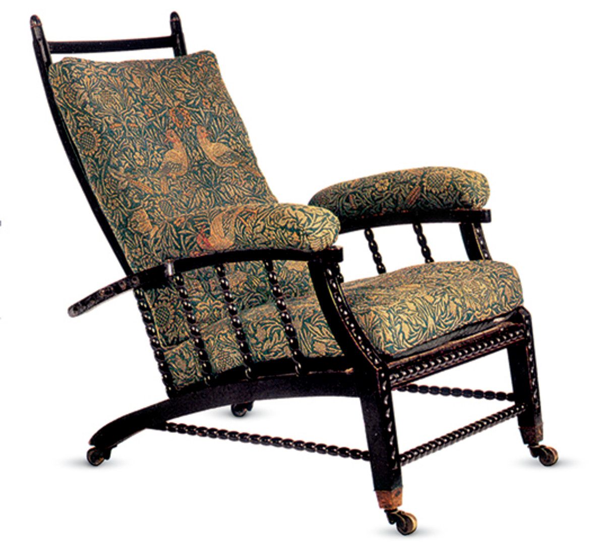 Evolution of the Morris Chair  Design for the Arts