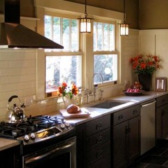 Arts And Crafts Kitchen Lighting Special Designs 3 Kitchens  Homes The Revival