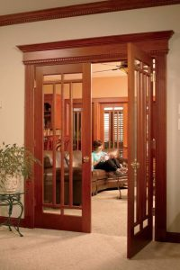 French Doors in Arts & Crafts Style Homes  Arts & Crafts ...
