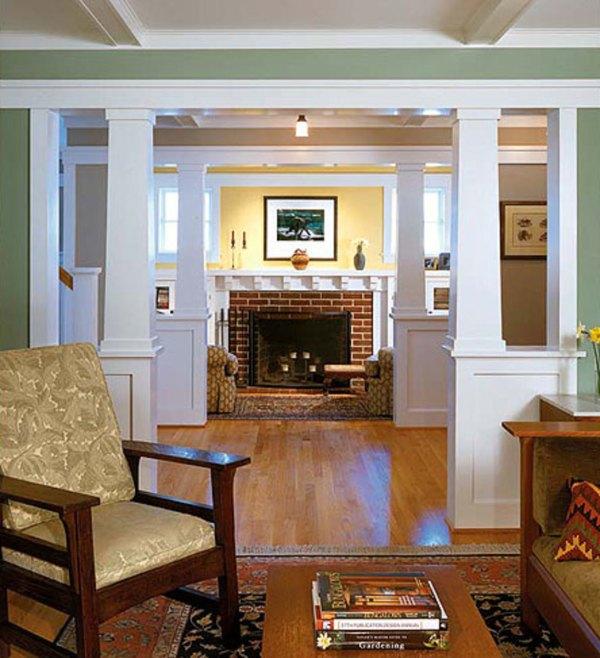 Woodwork & Finishes Craftsman Home - Arts Crafts