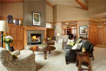 Craftsman Interior - Arts & Crafts Homes And