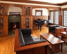 Craftsman Home Interior Design