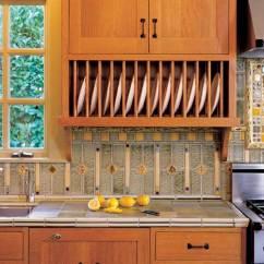 Craftsman Kitchen Backsplash Sears Appliance Package Deals Revival Kitchens Baths And Tile Arts Crafts Homes