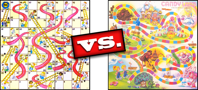 Chutes and Ladders  Arts and Gamecraft