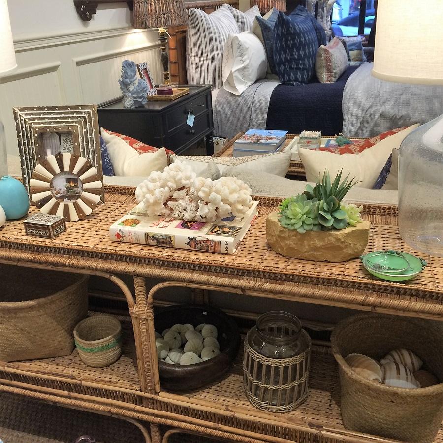 Home Decor Shopping; Rooms & Gardens