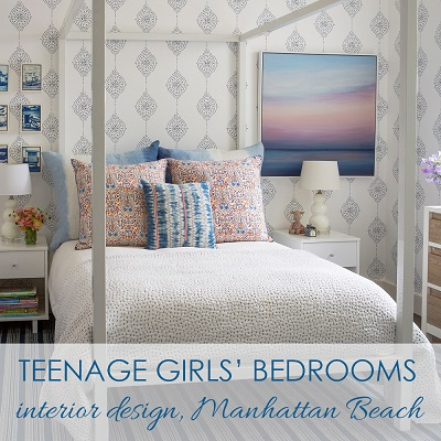 teenage girls' bedrooms