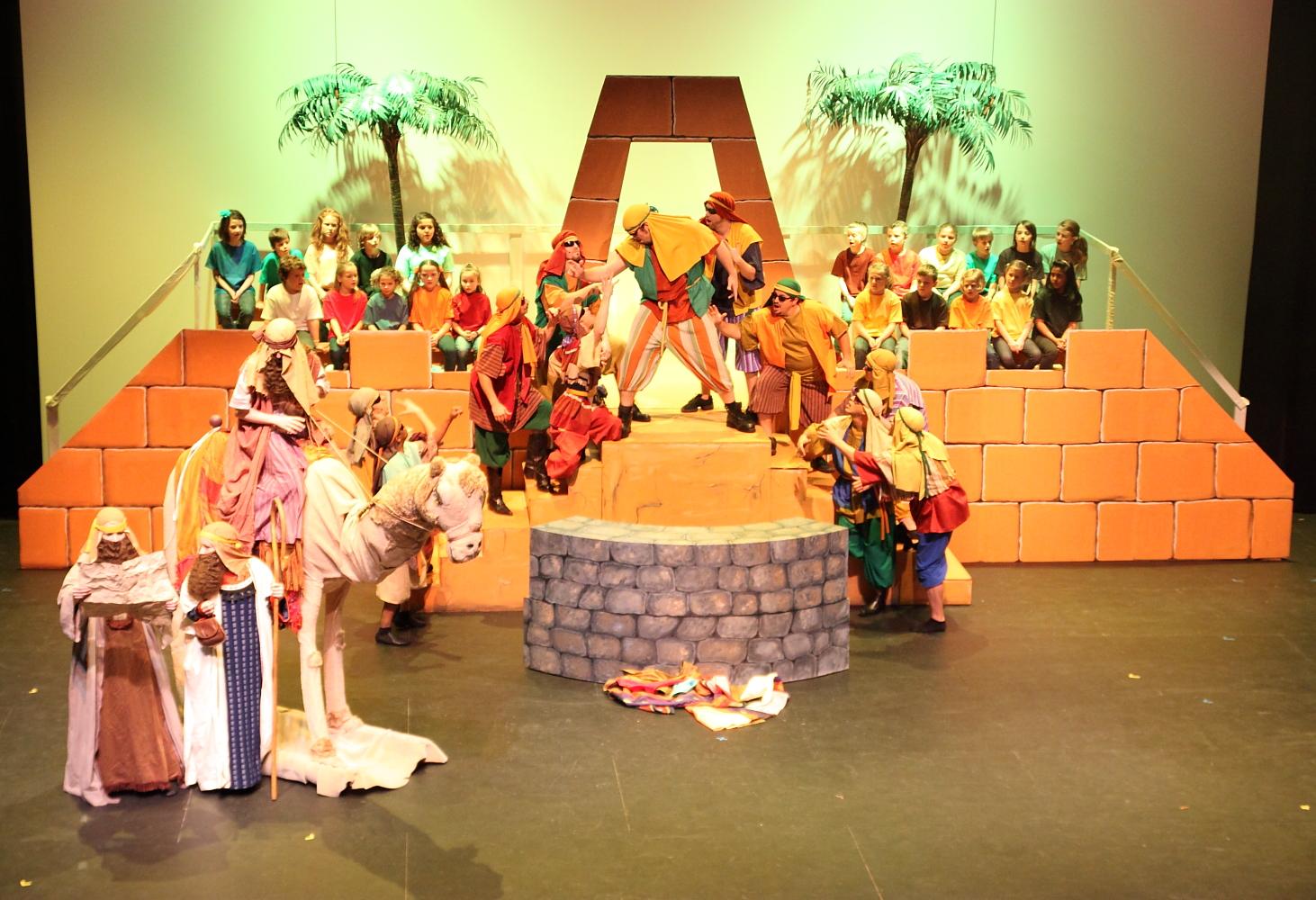 Joseph And The Amazing Technicolour Dreamcoat Set Globe