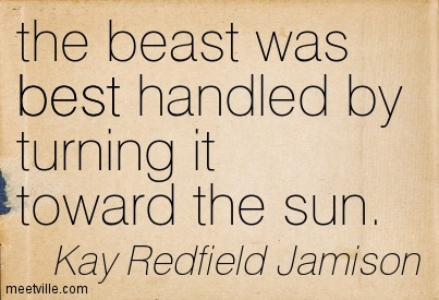Dr. Kay Redfield Jamison quote