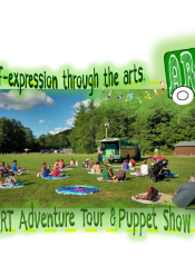 Climb on Board the Board of The Arts Bus!