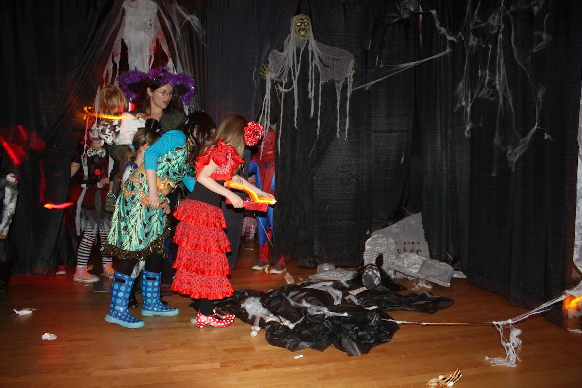 Boo Haunted House at Theatre Direct