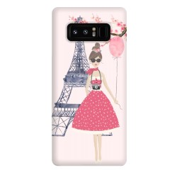 Galaxy Note 8 Cases Trendy Girl by DaDo ART ArtsCase