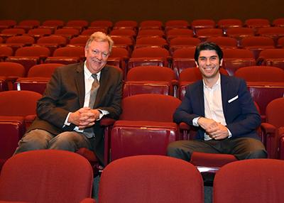 Calvin MacLean and Aram Demirjian