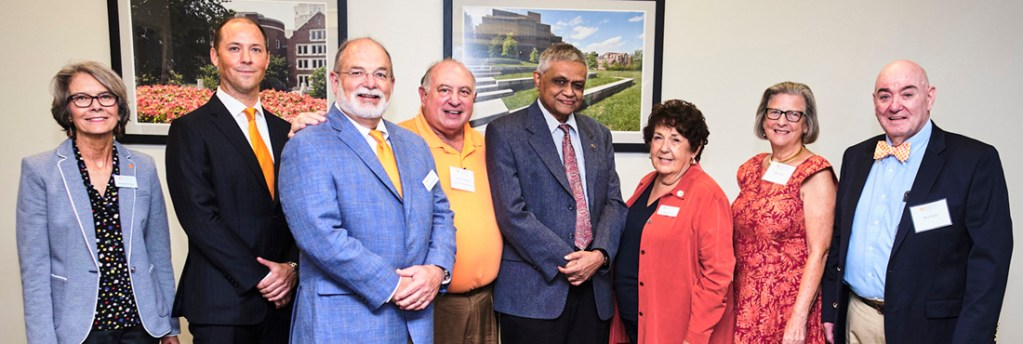 College Alumni and Philanthropy Awards Winners