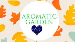 Aromatic Garden eTwinning Project. Logo