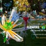 Exposition Flowers of Change de Pierre Estève à Vitry-sur-Seine