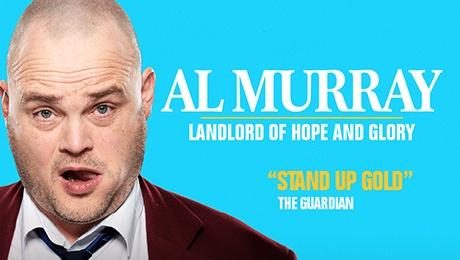 AL MURRAY:LANDLORD OF HOPE AND GLORY TOUR 2019