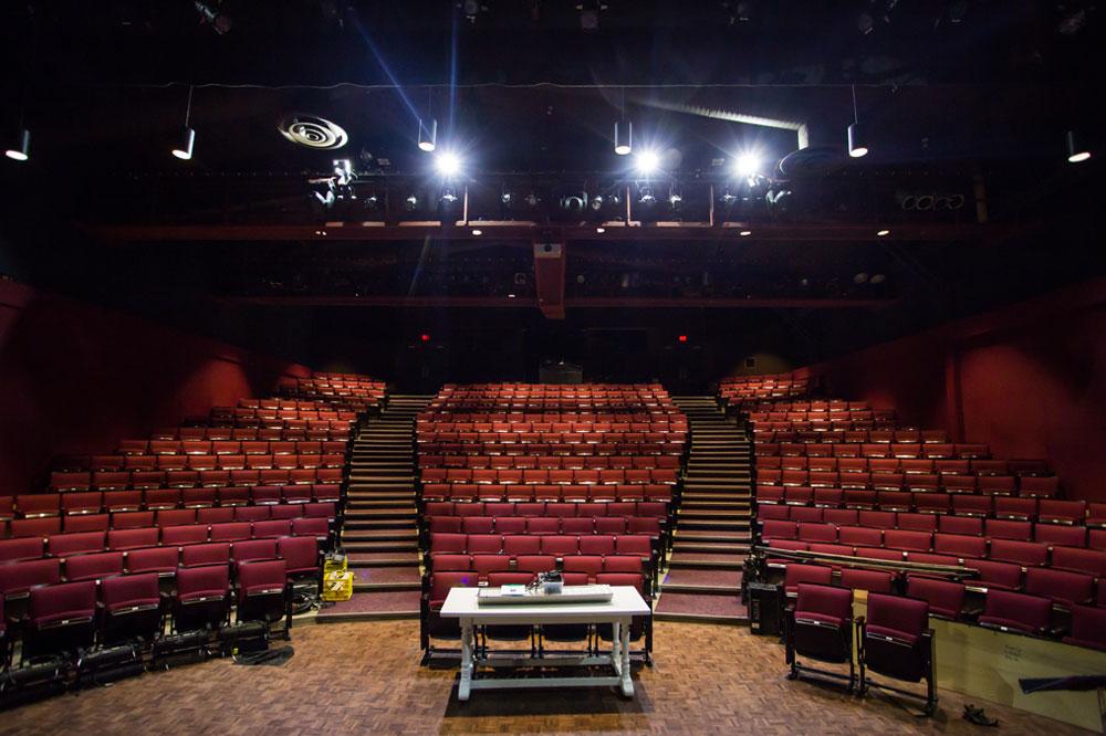 Venue Rentals  Granville Island Stage  Arts Club Theatre Company