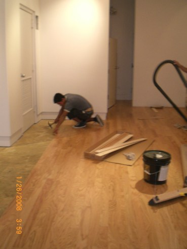 More from 2009 renovations