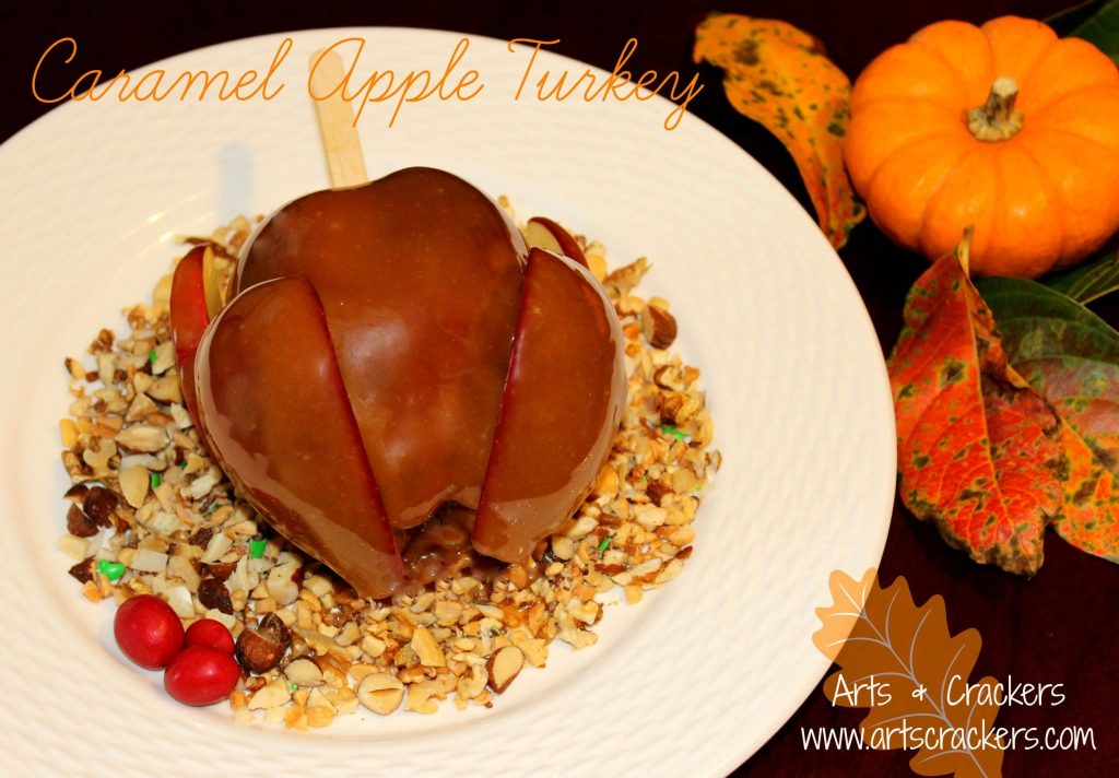 Caramel Apple Turkey - Arts & Crackers
