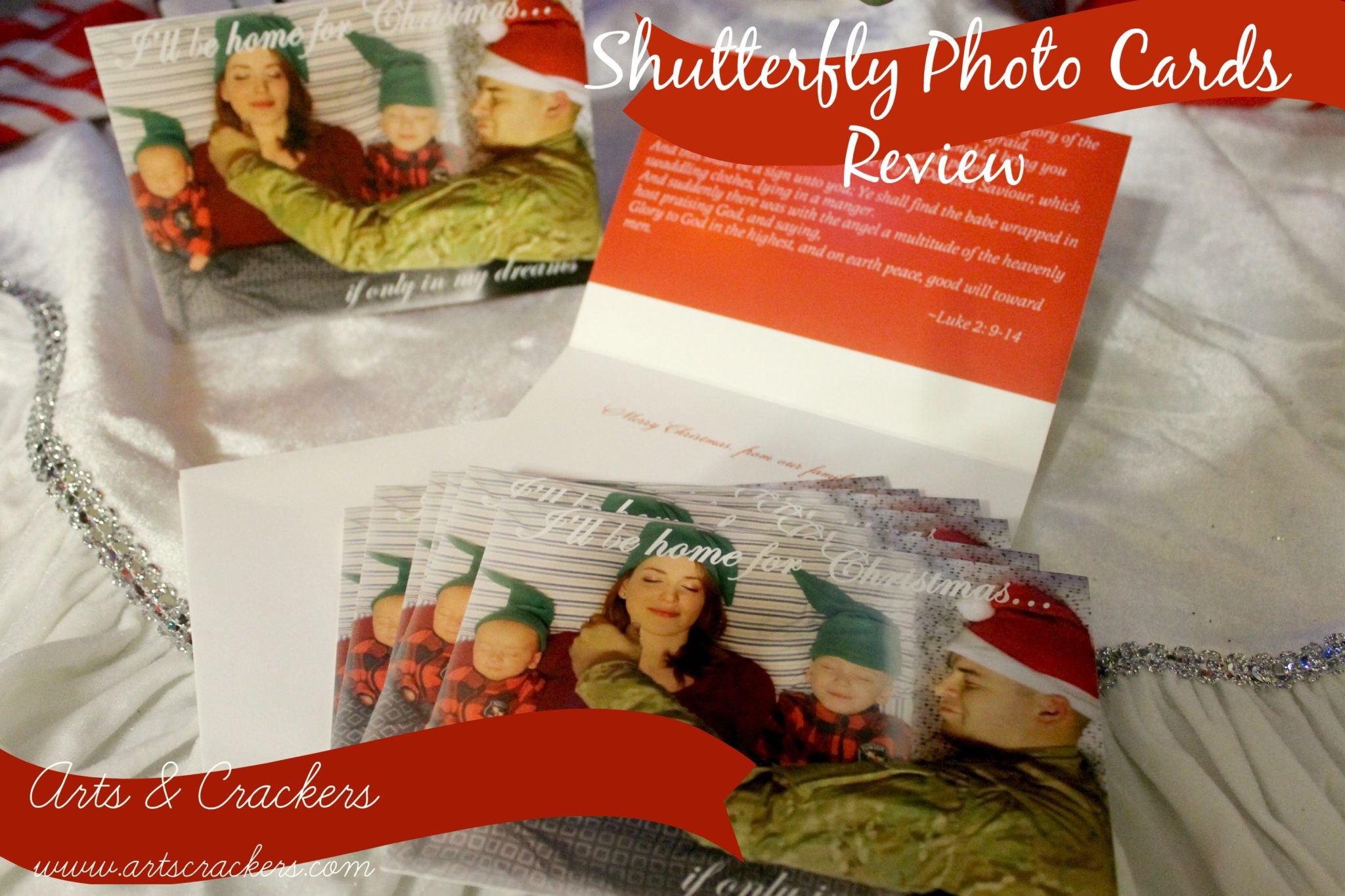 Shutterfly Review Photo Pillows And Christmas Cards