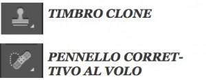 timbro e clone