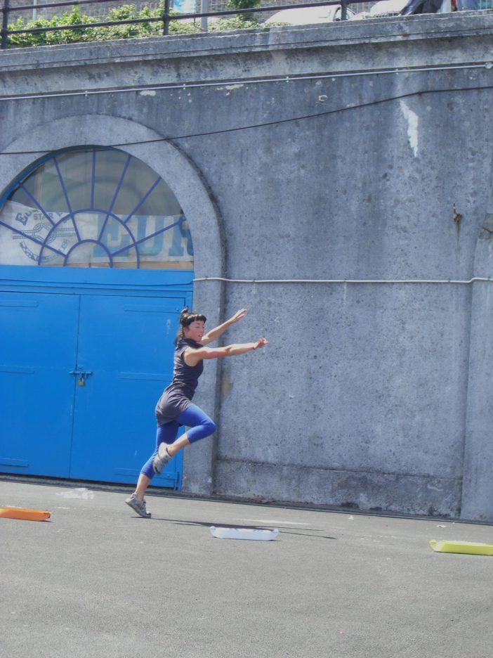 LIQUID LANDSCAPES Diary Entry 14 Dress Rehearsal