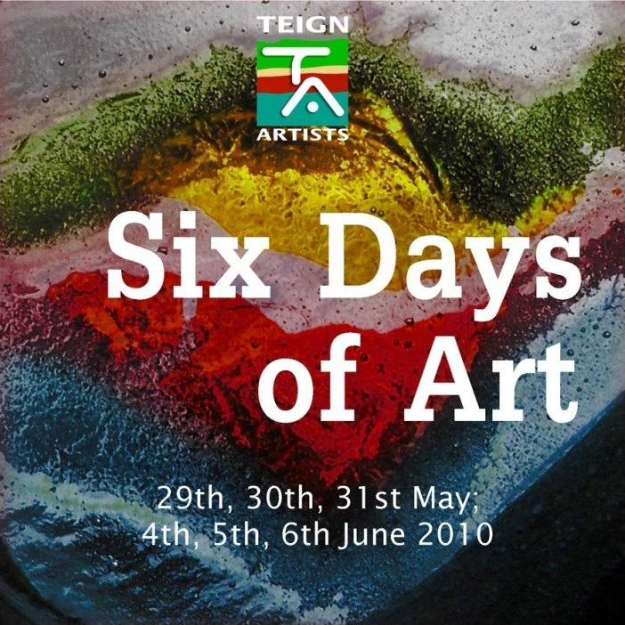 Six Days of Art in South Devon!
