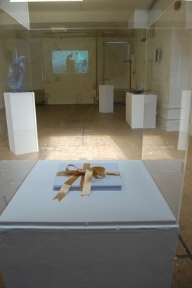 Emerging artists take over Plymouth College of Art in E L E V E N